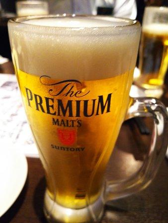 Hakata Torikawa Nagamasa Kanda: ビール