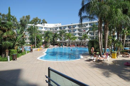 grote zwembad