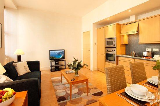 SACO Glasgow - Cochrane Street: SACO Glasgow - Lounge