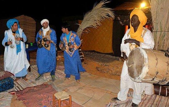 Sahara Experience Tours: Una notte nel deserto del Marocco - Viaggi nel Sahara