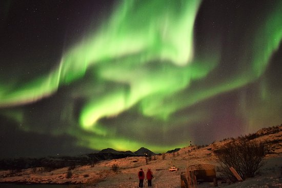Troms, Norway: Northern Lights
