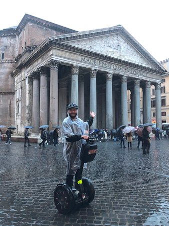 Rome in a Day Segway Tour: Pantheon