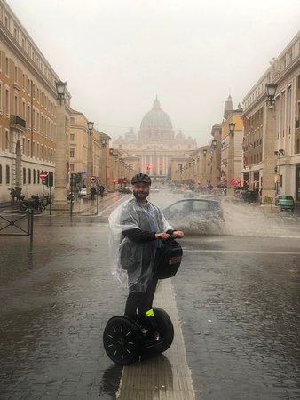 Rome in a Day Segway Tour: Vatican