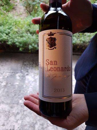 Tenuta San Leonardo: Il GRANDE rosso San Leonardo 2013
