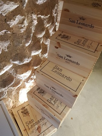 Tenuta San Leonardo: Vino