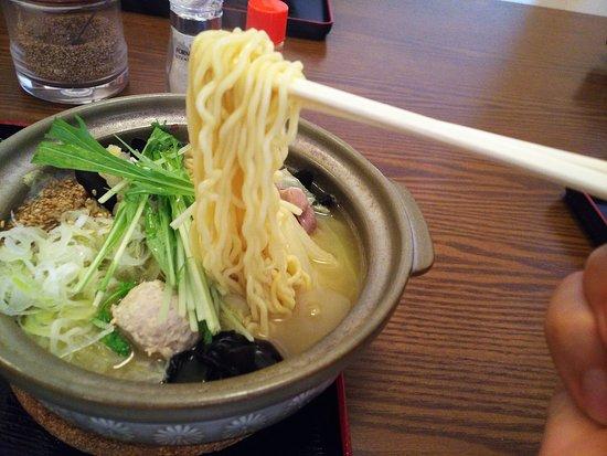 ちゃんこラーメン塩 麺