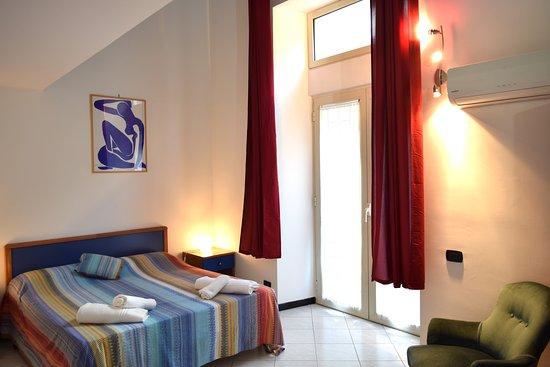 Неаполь, Италия: Prima camera da letto
