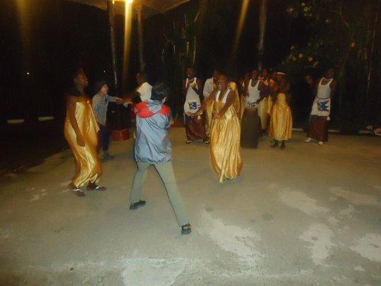 clients dance