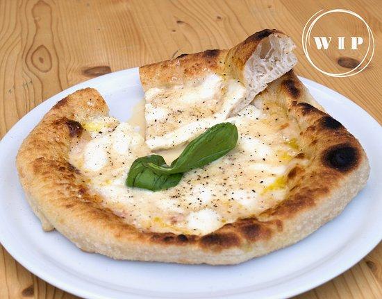 WIP Burger & Pizza: La Cacio e pepe