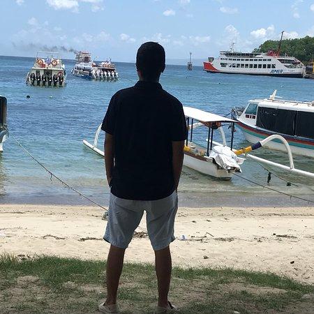 Laviola Tour: Padang bay harbour