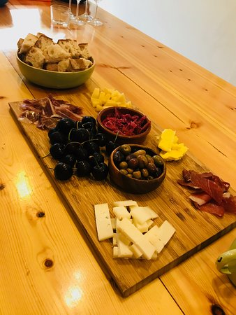 Market to Table: Market Tour & Cooking Class: Look at this charcuterie!
