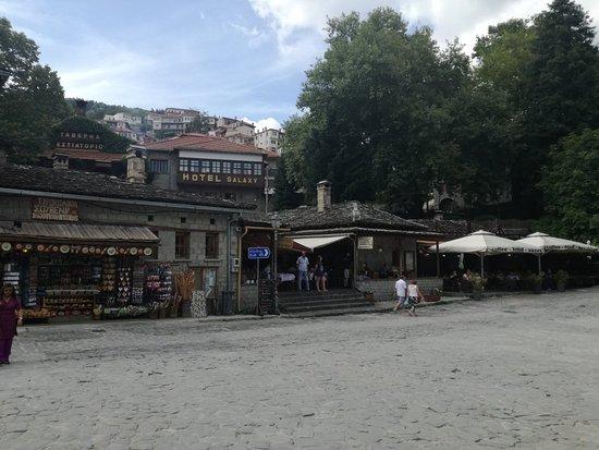 Metsovo, Görögország: Καθαρός αέρας.