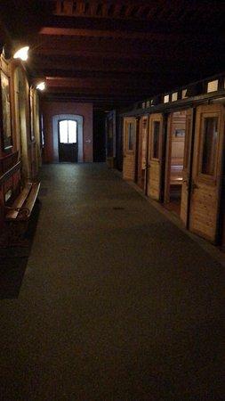 une des salles