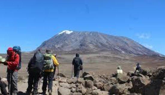 Baba Kilimanjaro