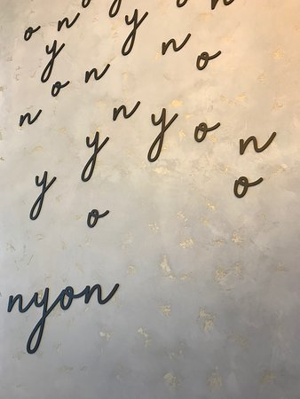 Nyon, a Mediterranean and Middle-Eastern restaurant
