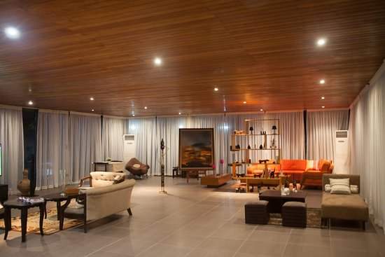 Ассини, Кот-д'Ивуар: Graceland assure aux voyageurs un confort exceptionnel...