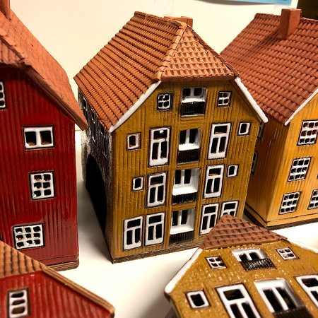 Houses of Trondheim