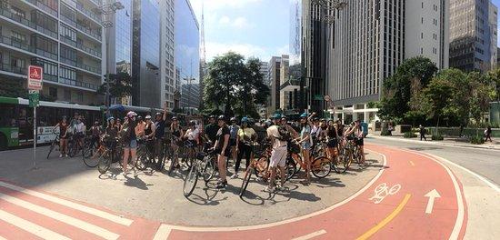 Paulista Avenue #SãoPaulo # Brazil #BikeTour