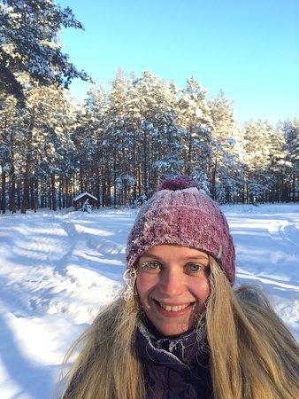 Winter is the best season in The Urals!