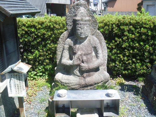 Sekizo Shokannon Bosatsuza Statue