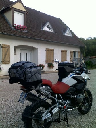 Champagne-Ardenne, France: .... inizia!