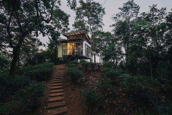 Chooralmala, Индия: Cliff Cottage Exterior