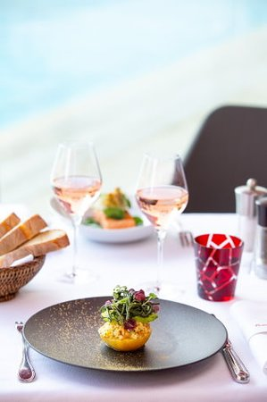 Déjeuner au Fouquet's