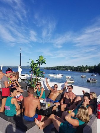 Alton Bay, NH: Make yourself at home with The Dive