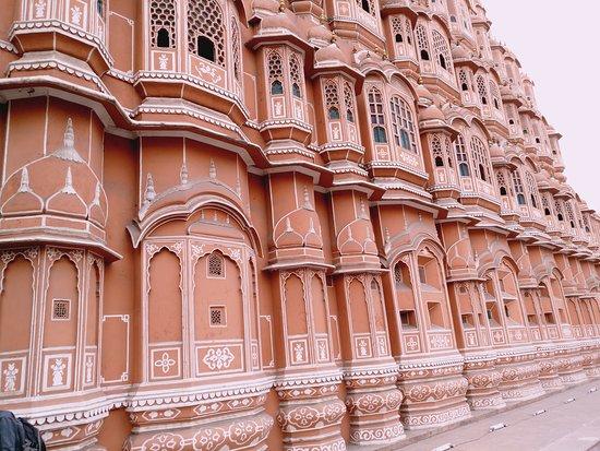 Hawa Mahal - Palace of Wind: Hawa Mahal