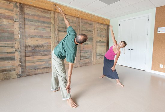 Rise Well-Being Center: Private yoga.