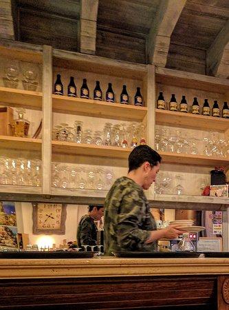 Гент, Бельгия: Osteria Delicata