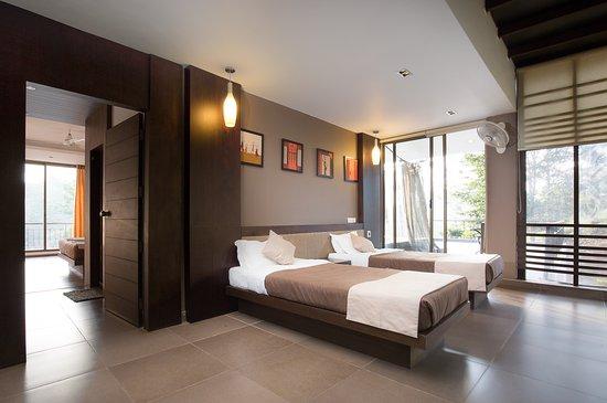 Chooralmala, Индия: Guest Room for Presidential Suite