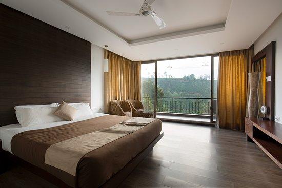 Chooralmala, Индия: Junior Suite Interior