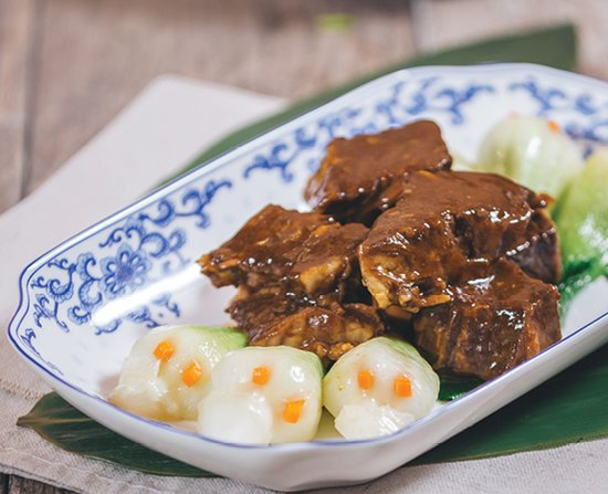 Braised Beef with Brown Sauce