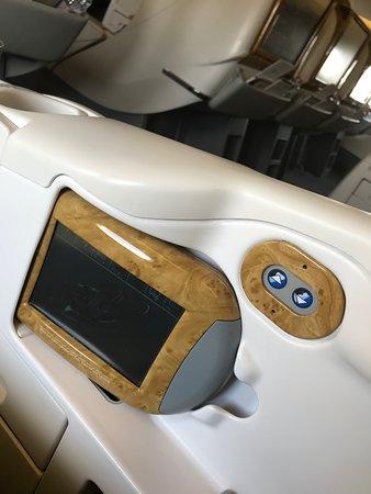 Emirates: remote control