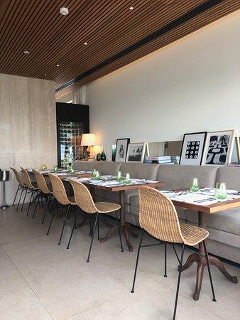 JANEIRO Hotel: Ambiente do restaurante