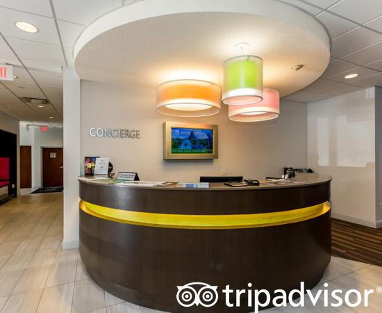 Concierge at the Avanti International Resort