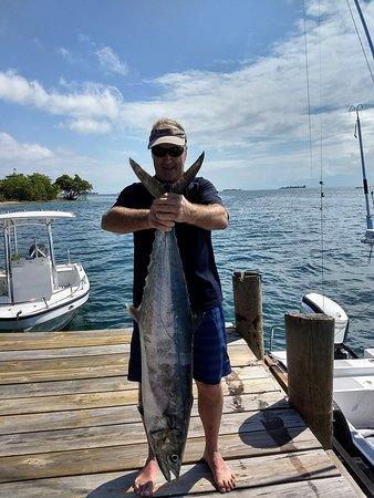 King mcakerel caught