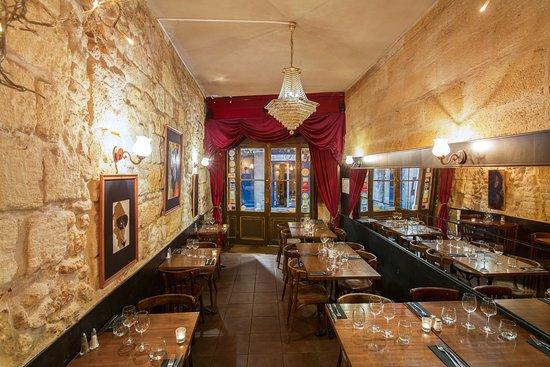 Restaurant Melodie Bordeaux