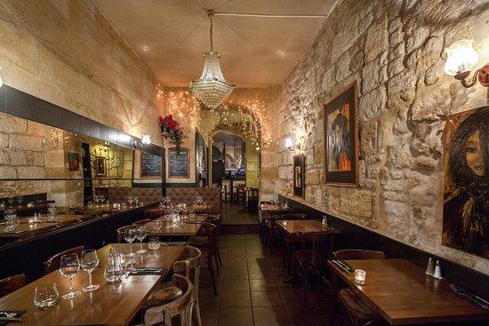 Restaurant Melodie: Salle