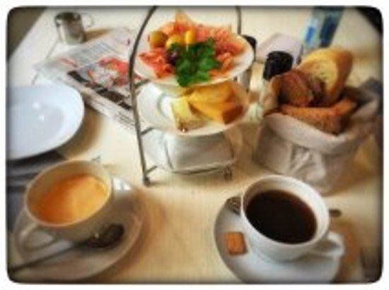 Frühstückszeit