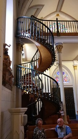 Loretto Chapel: Stairway to Heaven