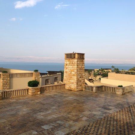 Stay in Kempinski Ishtar Dead Sea