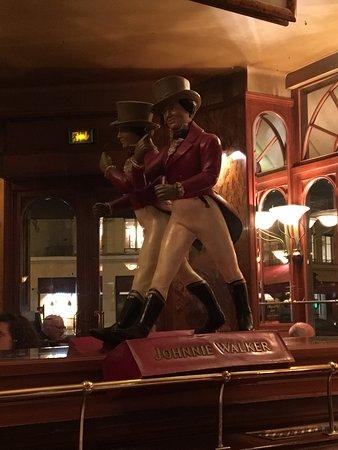 Au General Lafayette: Decor