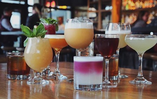Lark A Fare: Fall drinks