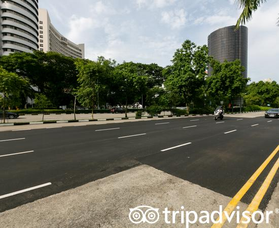 Street at the Four Points by Sheraton Singapore, Riverview