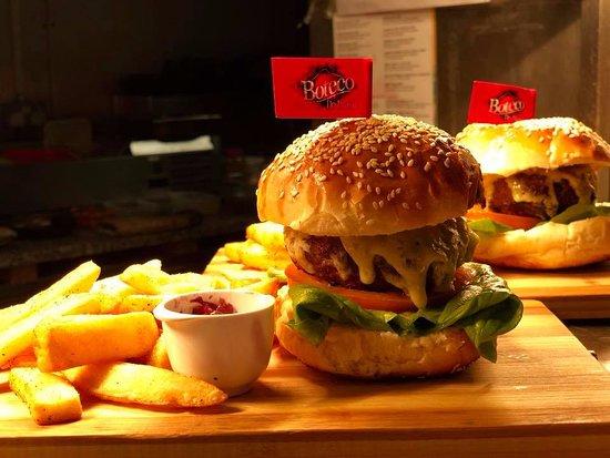 Boteco Do Brasil: Burger