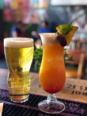 Boteco Do Brasil: Cocktails