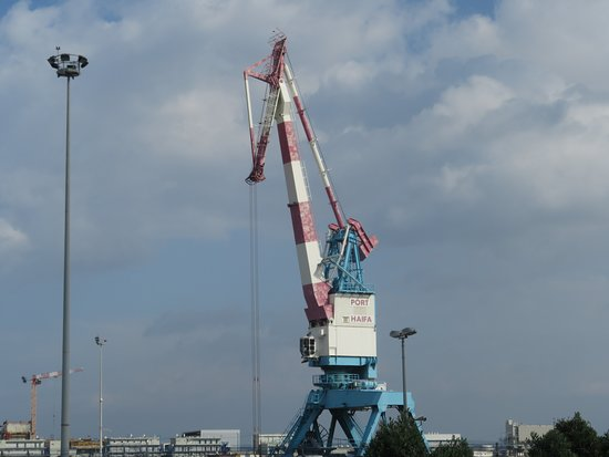 One of the Cranes