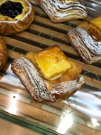 Japanese sweet pastry